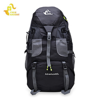 FREEKNIGHT 50L Outdoor Backpack Camping Bag Waterproof Climbing Rucksack Hiking Backpacks Molle Sport Bag 5 Colors