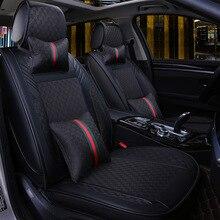 Car Seat Cover Covers Auto Interior Accessories for Chevrolet Impala Lacetti Lanos Malibu Xl Optra Orlando Silverado