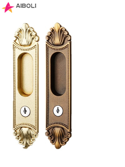 Aliexpress Aiboli Zinc Alloy Mortice Sliding Door Lock Handles