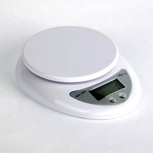 Kitchen-Scales Gadget Balance-Weight Food-Diet-Postal Digital Electronic 5000g/1g LED