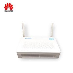 Image 1 - Orijinal yeni FTTH fiber optik ekipman Huawei HS8545M GPON ONU WiFi GPON ONU Modem ile 1GE + 3FE + Wifi + USB + ses İngilizce Vershion