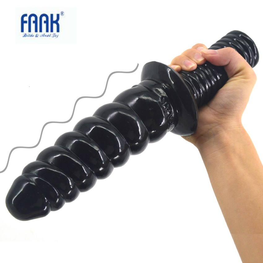 FAAK Spiral New Dildo Sex Toys For Woman Female Consolador Unisex Adult Anal Plug Handle Penis Erotic Shop Gay lesbian Flirting wearable penis sleeve extender reusable condoms sex shop cockring penis ring cock ring adult sex toys for men for couple