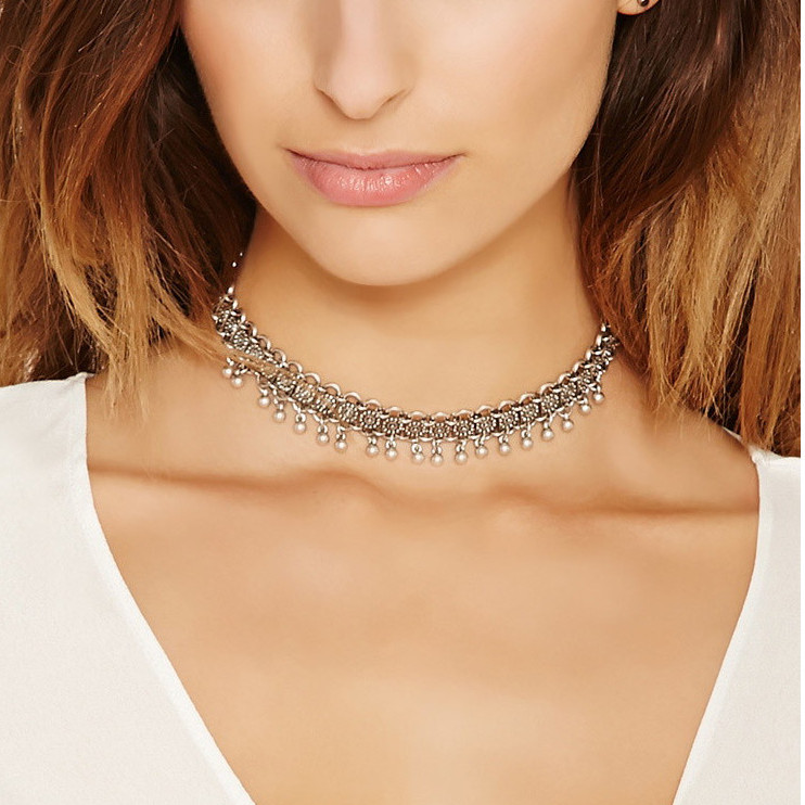 New Fashion Bohemia Bell Chokers Necklaces for Women Turkishs