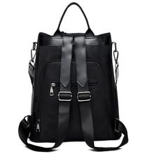DIZHIGE Brand Anti-theft Oxford Backpack Female Designer School Bags For Teenager Girls Waterproof Travel Backpack Women Bagpack
