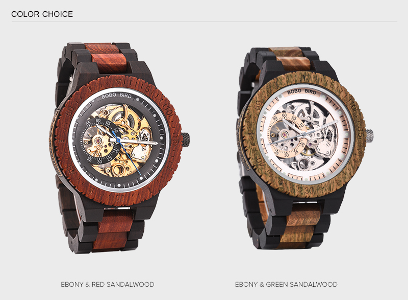 HTB1DkuVVPTpK1RjSZKPq6y3UpXaG Personalized Customiz Watch Men BOBO BIRD Wood Automatic Watches Relogio Masculino OEM Anniversary Gifts for Him Free Engraving