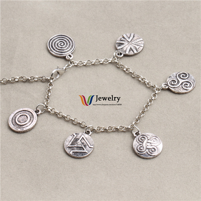 Buy Teen Wolf Symbols Charms And Get Free Shipping On Aliexpress