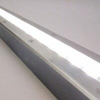 free ship LED liner lighting 36W IP67 waterproof led underground light 85-265v warm / neture / pure white pink led garden light