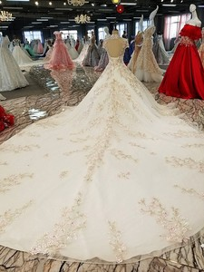 Image 2 - LS00317 dantel çiçekler lüks abiye 2020 vestido de festa vestidos de fiesta largos elegantes de gala robe longue abiye