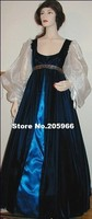 18th Century Classic Italian Renaissance style The Rosalyn Gown Victorian Dress/Party Dress/Event Dress