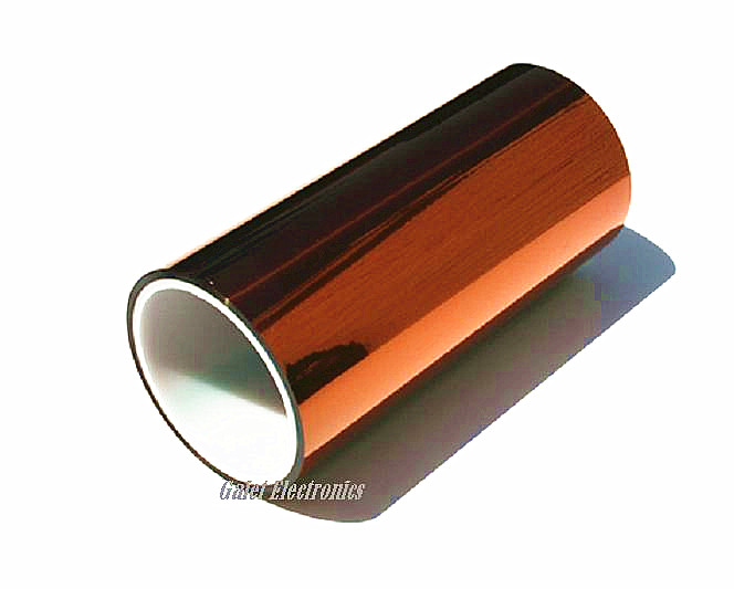 High Temperature Heat Resistant Adhesive Tape 33mt*300mm PCB SMT Soldering Shielding