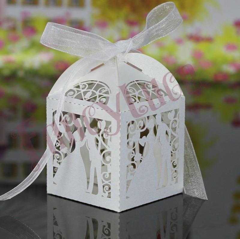 New Wedding Favor Ideas 2015 : 2015 New Arrival Laser Cutting Wedding Favor Box Paper Gift ...