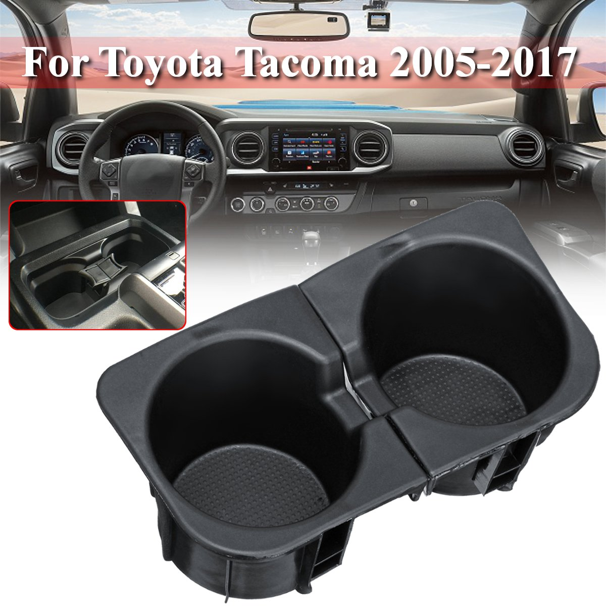 for 2005 2006 2007 2008 2009 2010 2011 Toyota Tacoma Front Hood Latch