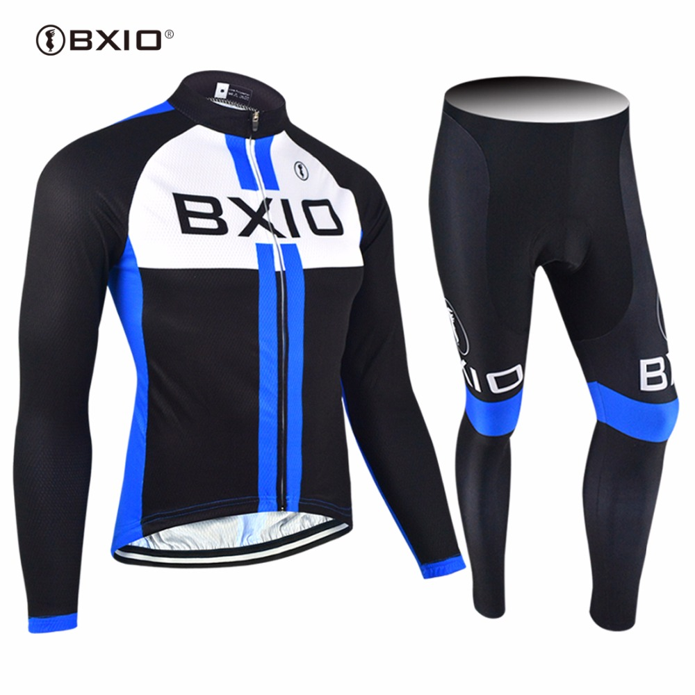 2017 New Arrival BXIO Maillot Ciclismo Hombre Cycling Jersey MTB Bike Clothing Long Pro Autumn Bicycle Clothes 089 2017 jersey bib shorts cycling jersey ropa ciclismo hombre bike mtb sport cycling clothes china maillot ciclismo bicycle clothi