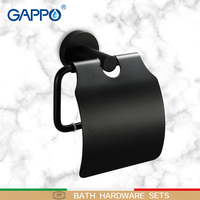 GAPPO paper holder wall mounted accessories bathroom holders bathroom paper holder bars shower holders
