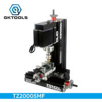 TZ20005MF DIY BigPower Mini máquina de cuentas de Metal, Motor 60W 12000r/min, Educación estandarizada para niños, el mejor regalo