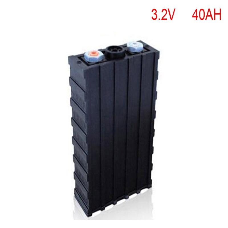 цена на 4pcs/lot Lifepo4 battery cell 3.2v 40ah for solar energy,backup power