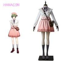 A3 Summer Rurikawa Yuki Costume First SUMMER EP Cosplay Halloween Comic Con School Uniform Skirt Outfit