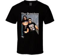 FL&AEVVE The Outsiders NWO New World Order Wrestling tee men t shirt