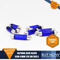 Auto Miniature Bulb 41mm 12V 5W SV8.5 Natural Blue Parking Light Car C5W Bulb Super White Light Xenon Auto Lamp 20PCS/LOT