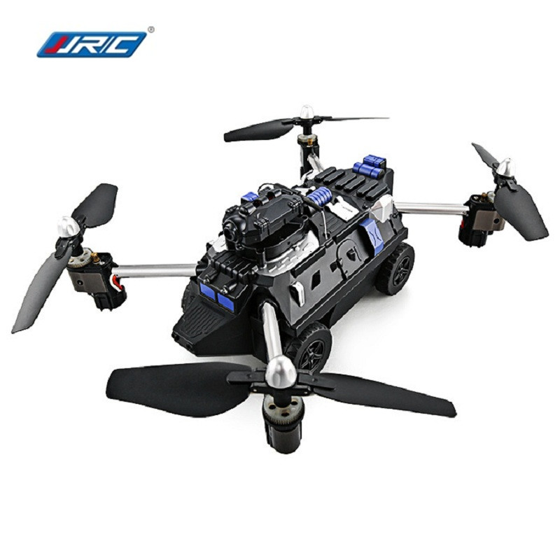 JJR/C JJRC H40WH WIFI FPV With 720P HD Camera Altitude Air Land Mode RC Quadcopter Car Drone Helicopter Toys RTF VS H37 H36
