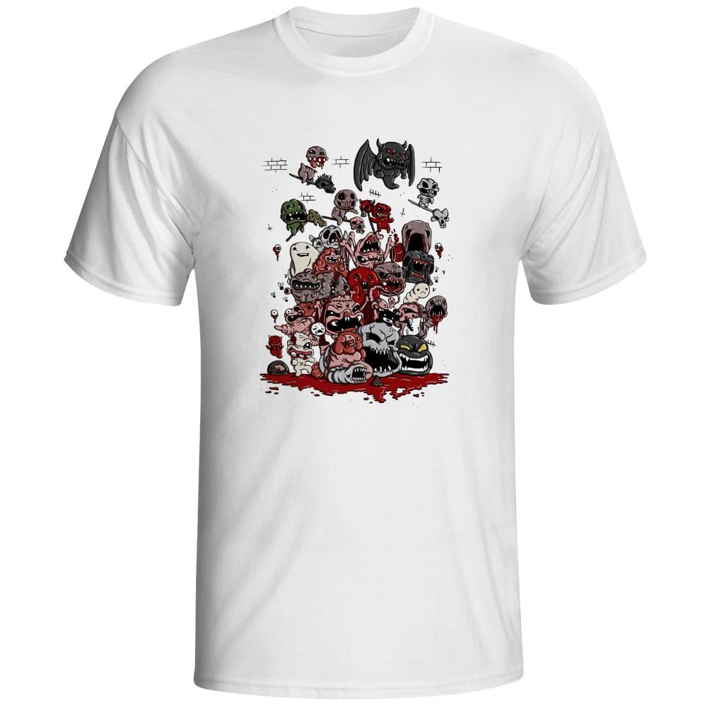 Halloween T Shirt Horror Movie Tshirt Fashion Style Pop T