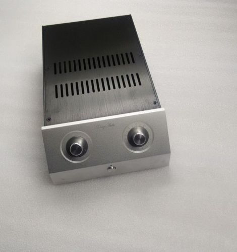 купить 2210L full Aluminum Preamplifier enclosure/DAC case/PSU chassis AMP BOX по цене 4623.83 рублей
