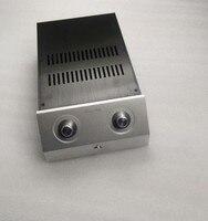 2210L full Aluminum Preamplifier enclosure/DAC case/PSU chassis AMP BOX