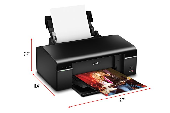 Brand New & Original for Epson Stylus Photo PVC ID Card Printer T50 for Sublimation & Photo Printing перезаправляемые картриджи для epson stylus photo t50