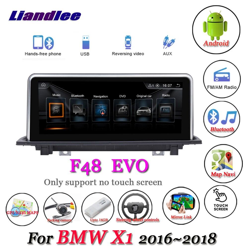 For BMW X1 F48 2016~2018 Original EVO system-1