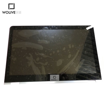 """Original 15.6'' 856811-001 LCD Display For HP Envy x360 M6-AQ 15.6"""" Touch LCD Screen LED Bezel Assembly"""