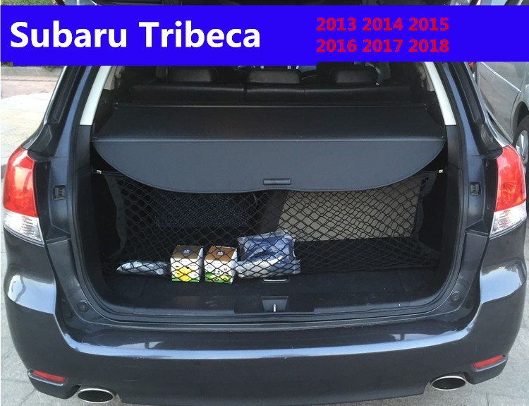 Subaru Tribeca 2016 >> Us 59 5 30 Off For Subaru Tribeca 2013 2014 2015 2016 2017 2018 Rear Trunk Cargo Cover Security Shield Screen Shade High Qualit Car Accessories In