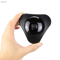 Full HD 1080P Panorama VR Camera 3D WIFI Camera Fisheye Lens HD 3 0 MP WI