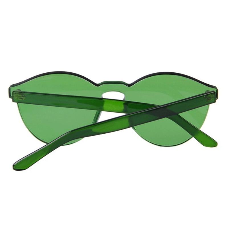 HTB1Dl1 OVXXXXX aFXXq6xXFXXXB - Fashion Women Flat Sunglasses Luxury Brand Designer Sun glasses Integrated Eyewear Candy Color UV400 de sol feminino