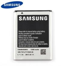 Original Samsung EB484659VU Battery For Samsung GALAXY W S8600 S5820 X Cover S5690 T759 i8150 I8350 I519 1500mAh стоимость