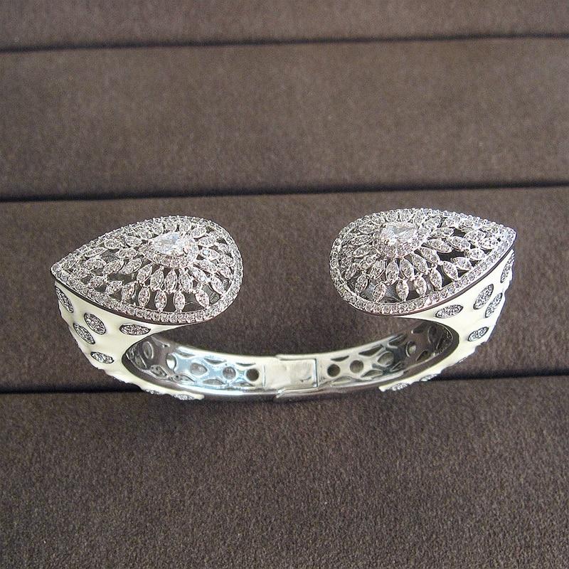 Luxury micro pave setting AAA zirconia Classic style bangle ,stunning jewelry,BLC015Luxury micro pave setting AAA zirconia Classic style bangle ,stunning jewelry,BLC015