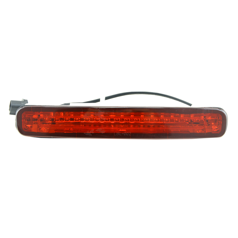 1x OEM Fit for 2005 2009 Ford Mustang Smoke RED Lens LED Third 3rd Brake Light Rear Stop Lamp 12V Replacement Halogen Hid bulb in Signal Lamp from Automobiles Motorcycles