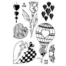 """«Любящее сердце» true love/быть моим Роза для скрапбукинга """"сделай"""