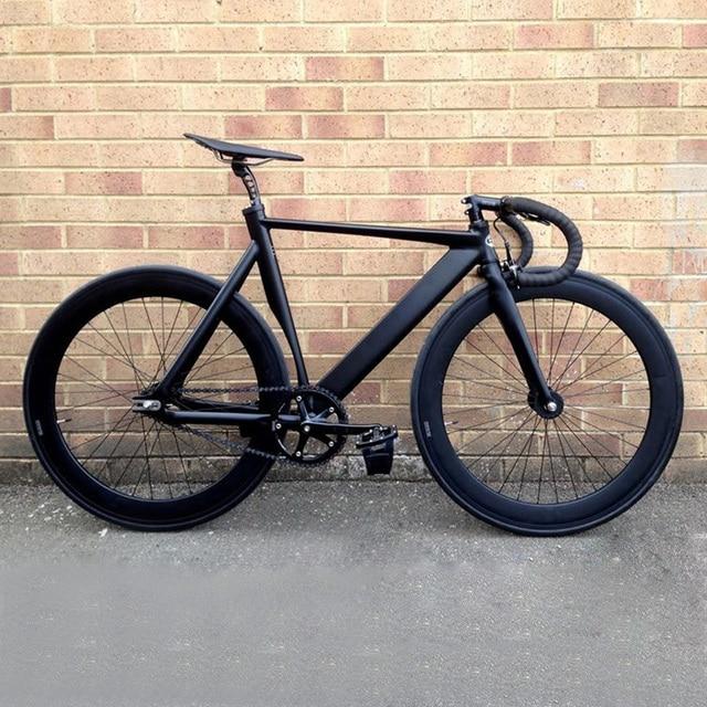 Bici fija del engranaje Urban Track Bike Fixie Marco de aleación de ...