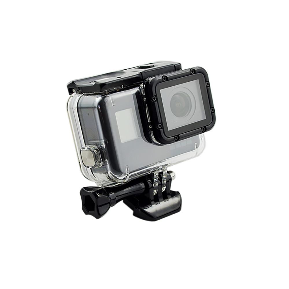 WLJIAYANG 교체 용 방수 하우징 케이스 GoPro Hero 5 블랙 카메라 다이빙 마운트 GoPros Heros 5 액세서리
