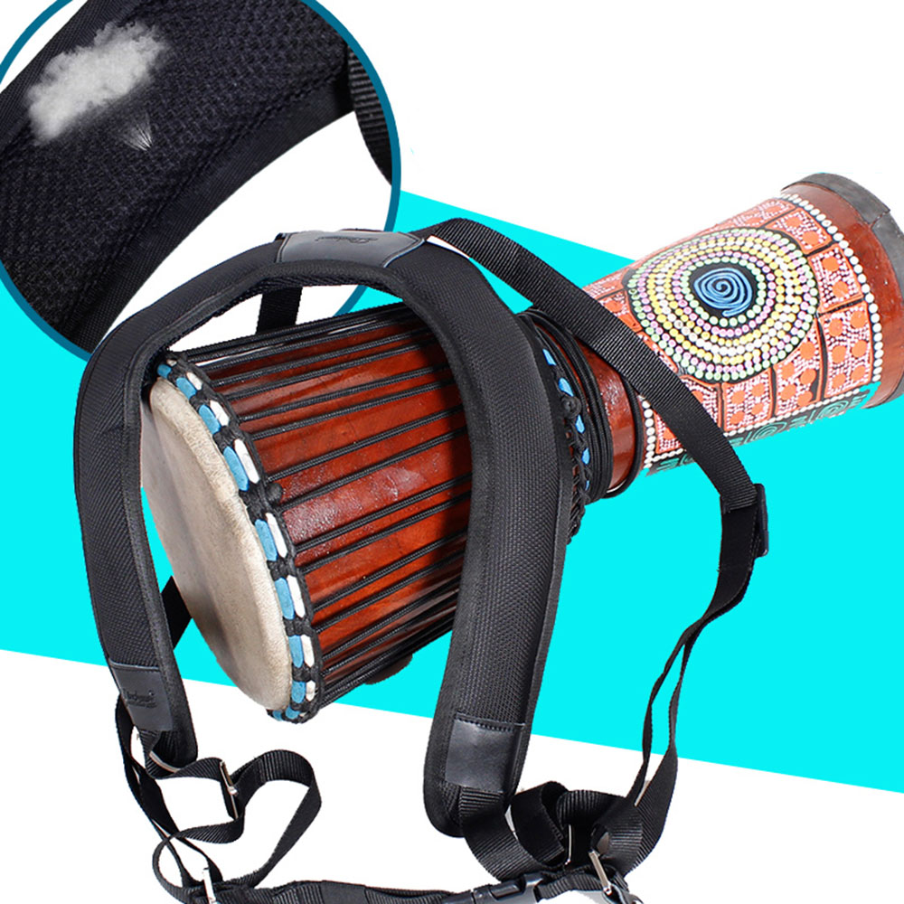 moonembassy djembe strap african hand drum shoulder belt straps world percussion accessories in. Black Bedroom Furniture Sets. Home Design Ideas