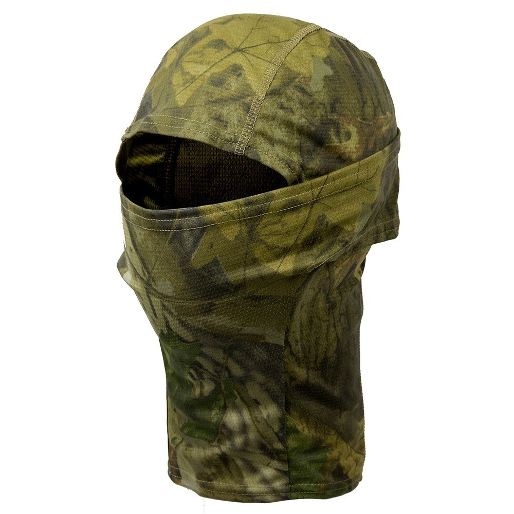 6 Color Bionic Camouflage Full Mask Quick Dry Outdoor Hood