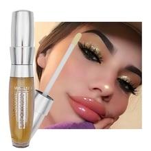 Ginger Essence Expanded Lipgloss Moisturizer Hydrating Nutritious Lip Gloss Liquid Lipstick Essence 6ml the sampar sampar 6ml