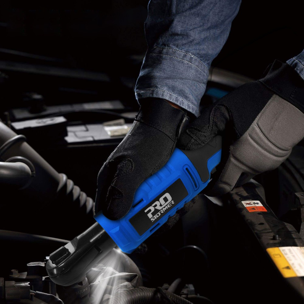 prostormer electric wrench is great for car engines