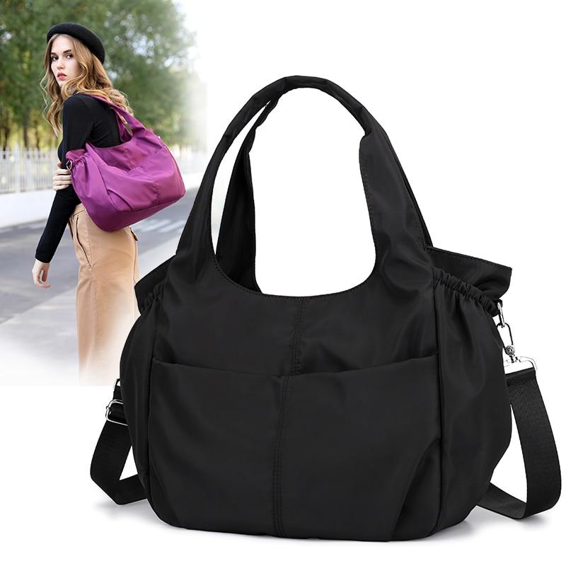 2019 Outdoor Yoga Mat Bag Gym Tas For Fitness Woman Sports Bag Female Tote Shoulder Pack Training Gymtas Bolsa Deporte Handbags