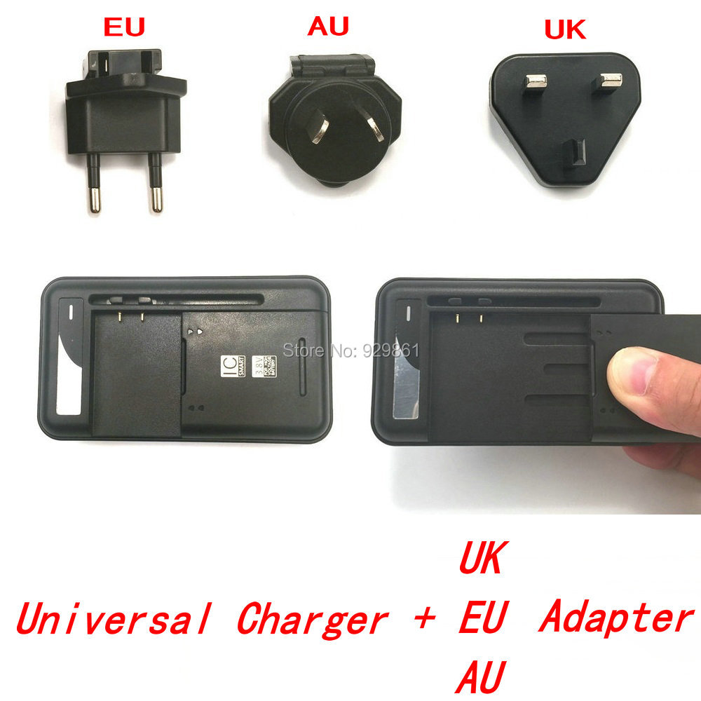 USB Universal Travel <font><b>Battery</b></font> Wall charger For ZOPO ZE551ML <font><b>ZE500KL</b></font> ZC550KL For Huawei G630 G700 Y330 P2 Honor 3C Mate 7 Y600