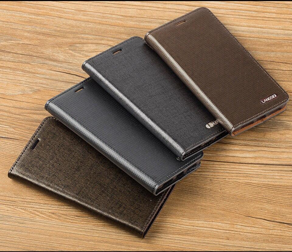 Coque de téléphone en cuir véritable à Texture diamant pour Nokia 8 coque de téléphone à rabat à la main pour étui de protection pour téléphone de la série Nokia