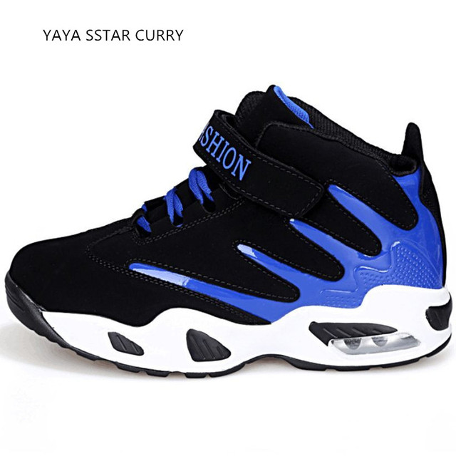 YAYA SSTAR CURRY Autumn and winter new curry 2 men sports shoes high air  cushion shoes outdoor basketball ball ed400e0bbda8