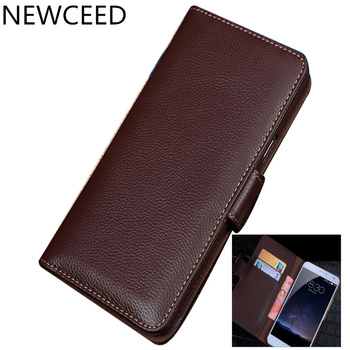 Genuine Real Leather Wallet Card Slot Holder Flip Case For Xiaomi POCOphone F1/Xiaomi POCO F2 Pro Wallet Phone Case Capa
