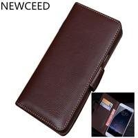 Genuine Leather Wallet Card Slot Holder Flip Case For Asus Zenfone Max Pro M1 ZB602KL/Zenfone Max M1 ZB555KL Wallet Phone Case