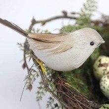 Моделирование Птичье Гнездо Ложное Птичье Гнездо Украшения Реквизит Большой Круглый Птичье Гнездо